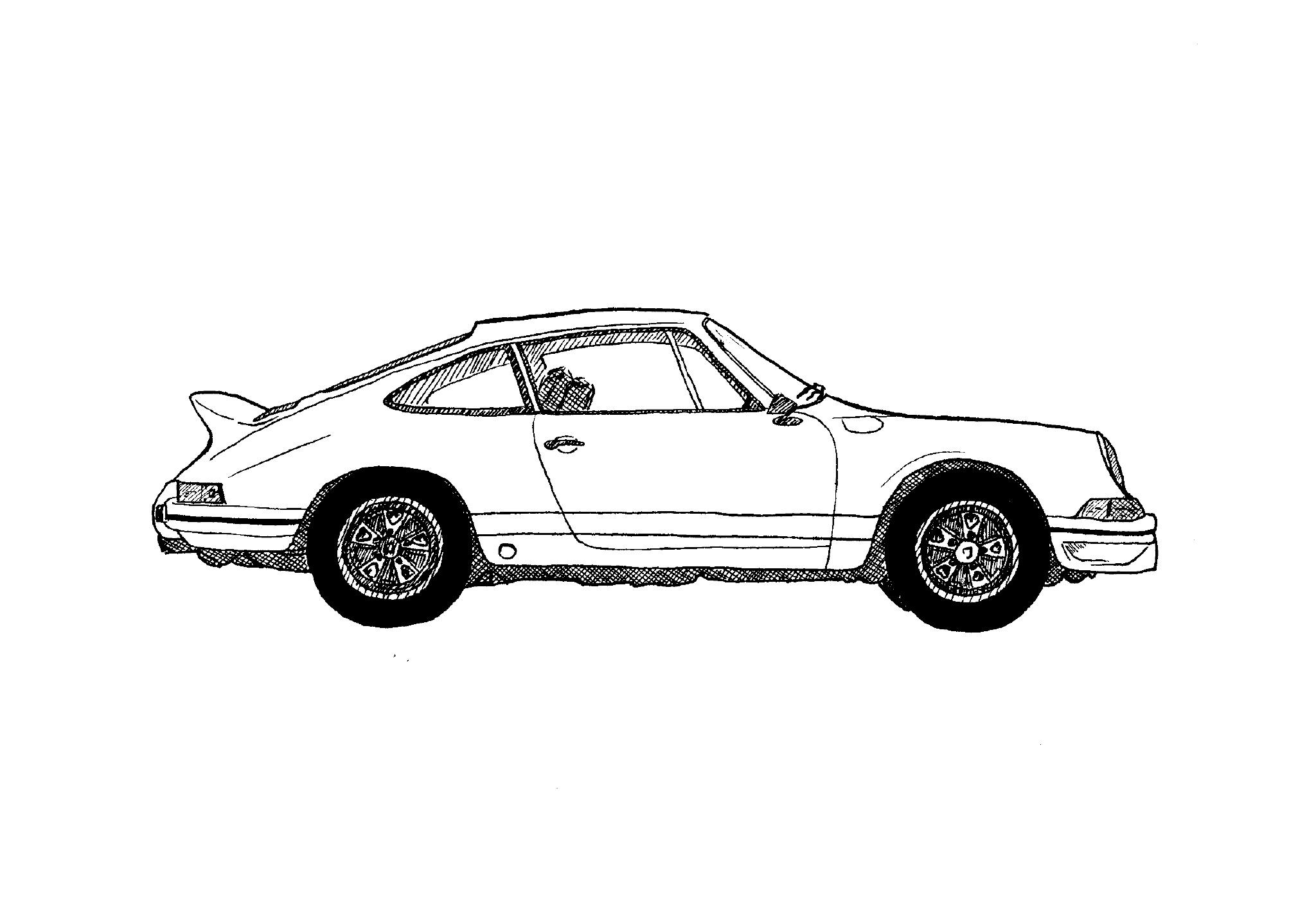 Valentinastand_illustration-Porsche